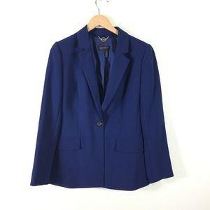 Donna Karan Blue Suit Blazer